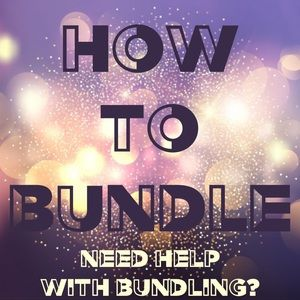 Need help with using the BUNDLE tool?
